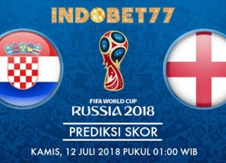 Prediksi Kroasia vs Inggris Yang Berhak Maju ke Final Piala Dunia - Bandar Bola Online