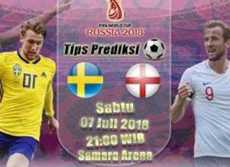 Prediksi Perempat Final Piala Dunia Antara Swedia Melawan Inggris - Bandar Bola Online