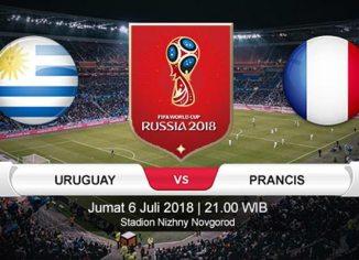 Prediksi Uruguay vs Perancis Bertarung Memperebutkan Semifinal - Bandar Bola Online