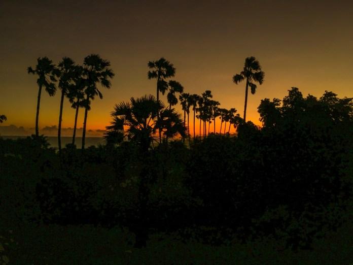 Sunset Sabu Raijua