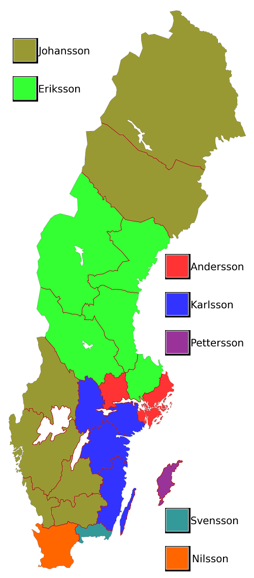 clans of sweden