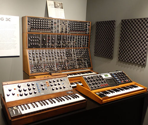 Moog Synth: This could be a great hobby project  – BeRKA com