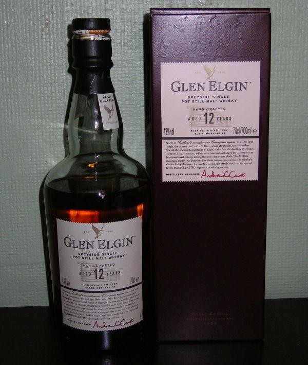 Glen Elgin 12