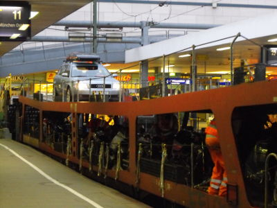 Bil Tåg