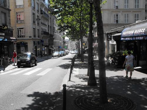 Ned från Montmartre