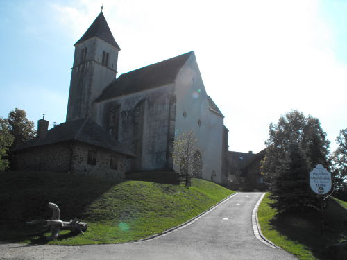 Magdalensberg 1059 m.ö.h