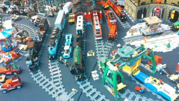 Lego tåg