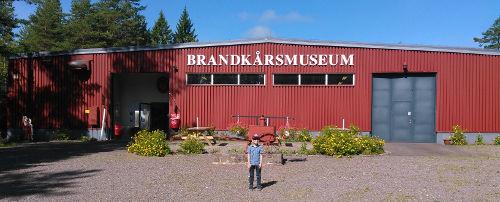 Brandkårsmuseet i Simonstorp