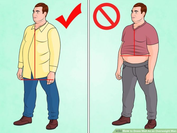 tips-kaos-keren-untuk-orang-gemuk