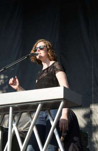 The New Pornographers at Pitchfork