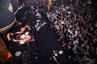 Joyce Manor - San Fransisco - Great American Music Hall - Oct 5th