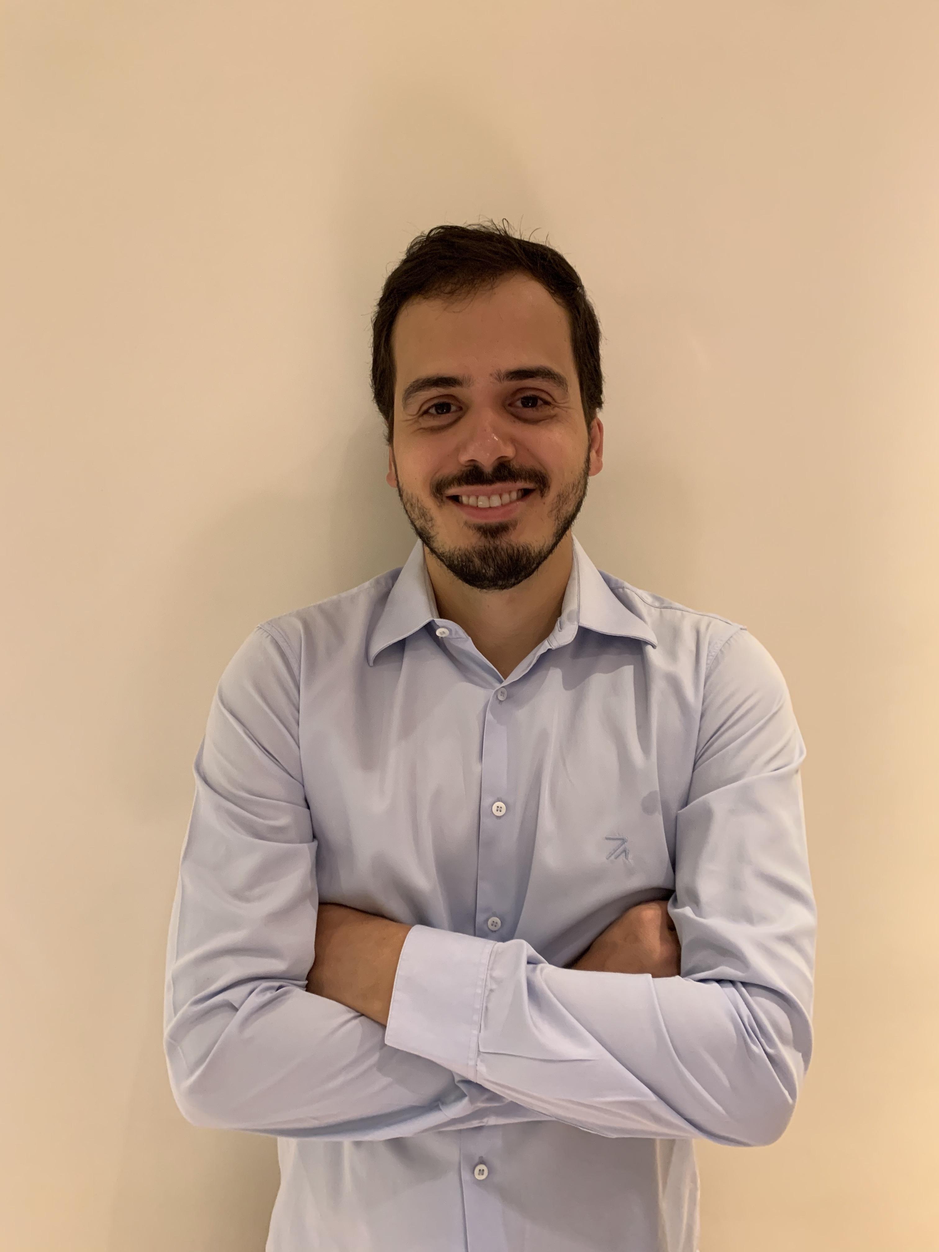 Rafael José Lopes Gaspar at Berkeley Global Society