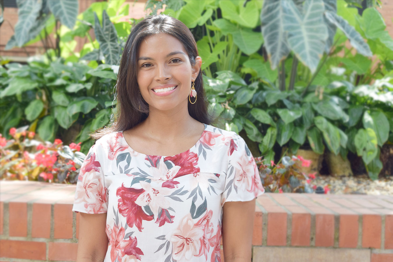 Vanessa Bedoya- Member of Berkeley Global Society