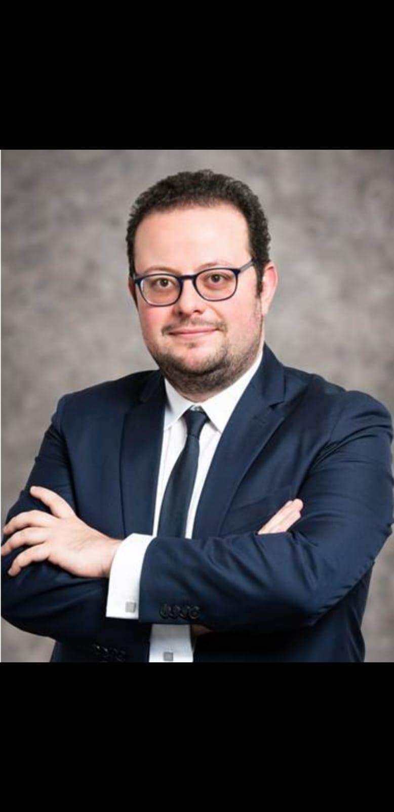 Ralph Moughanie- Noe BGS's new Board Member