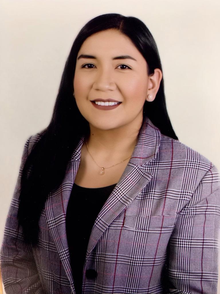 Fiorella Garcia - Member of Berkeley Global Society
