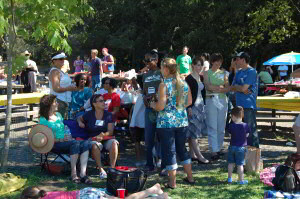 Another 2008 picnic photo