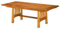 Arts & Crafts Dining Table by Berkeley Mills