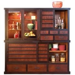 Kitchen Sideboard Cabinet Kohler Farmhouse Sink Custom Mizuya Tansu By Berkeley Mills Furniture