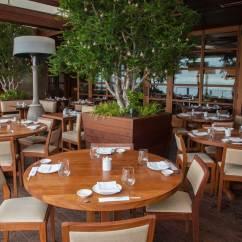 Restaurant Table And Chairs Chair Cushions Home Depot Nobu Restaurant- Malibu Ca - Berkeley Mills