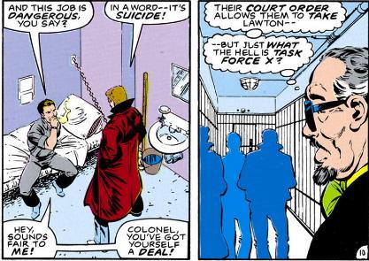 task force x dc comics