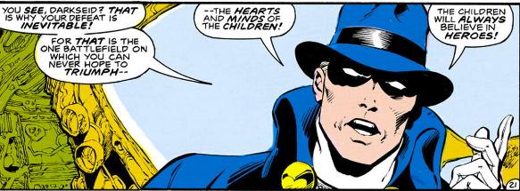 phantom stranger likes young children