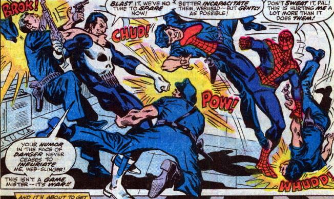 spider-man 174 punisher