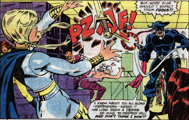 foolkiller meets the defendes