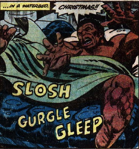 luke cage waterbed