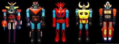 shogun warriors