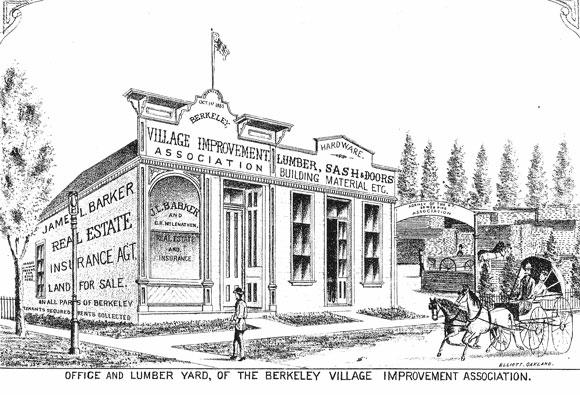 Berkeley Historical Plaque Project