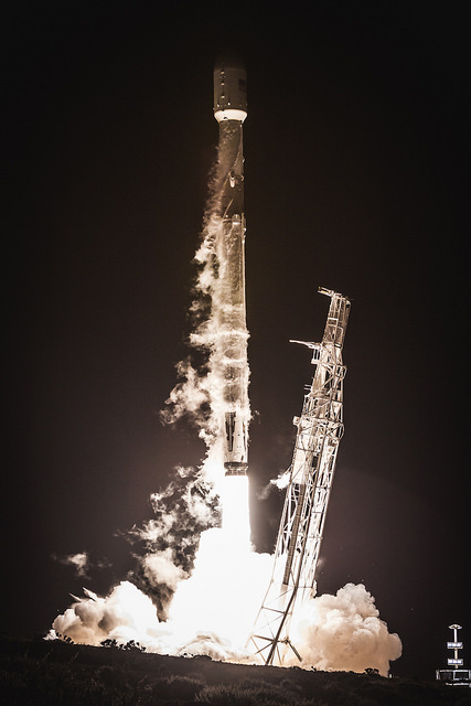 Launch of PAZ satellite.