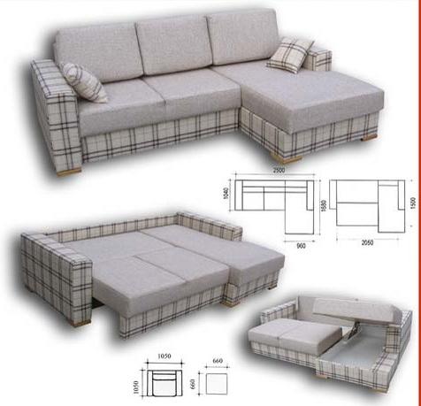 Fillers para sa upholstered furniture.