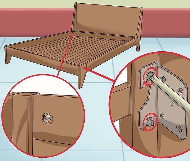 Jak Nasmarować Mechanizm Podnoszenia łóżka Lamele Meblowe