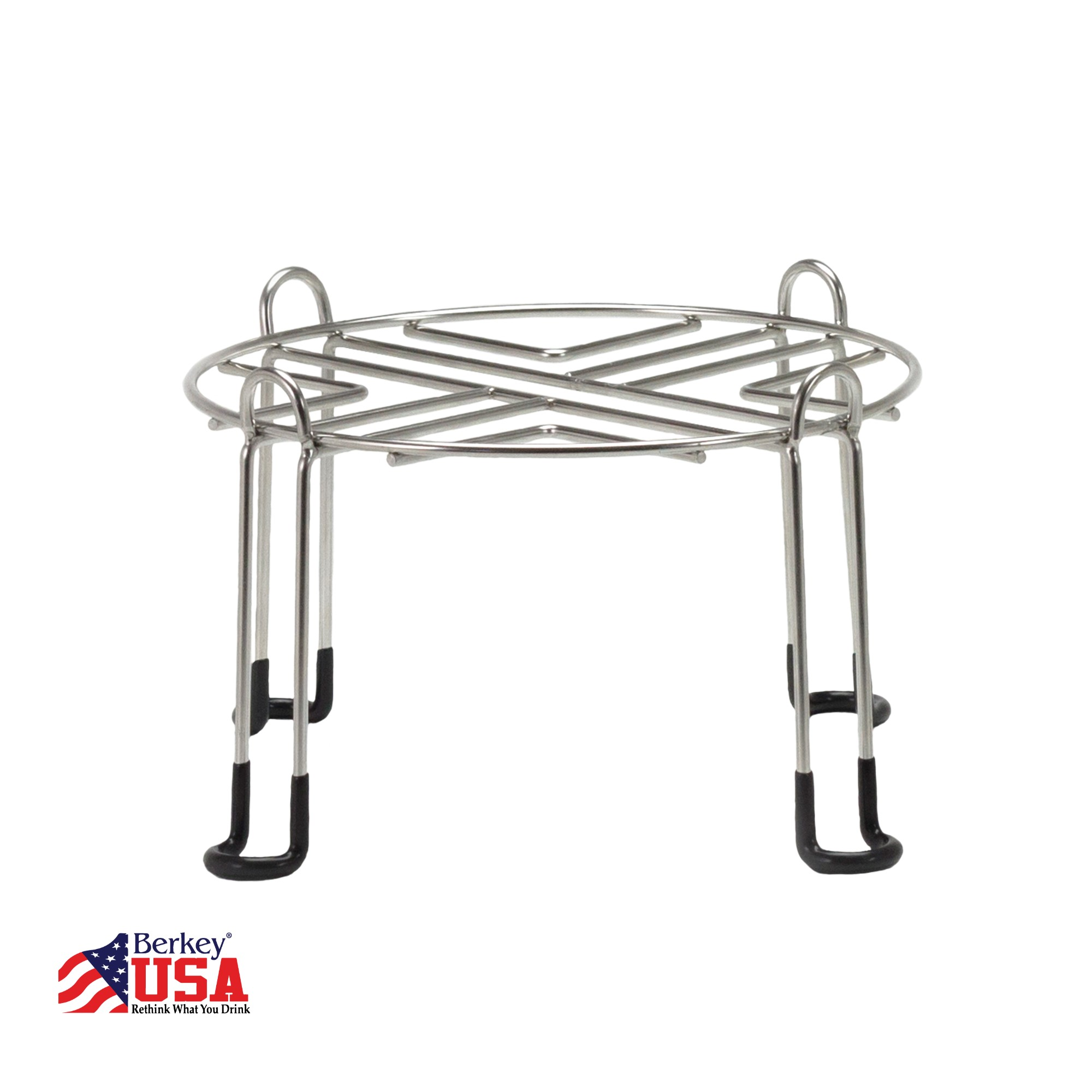Berkey Base Stainless Steel Wire Stand