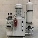 Nieuwbouw hydrauliek systemen unit