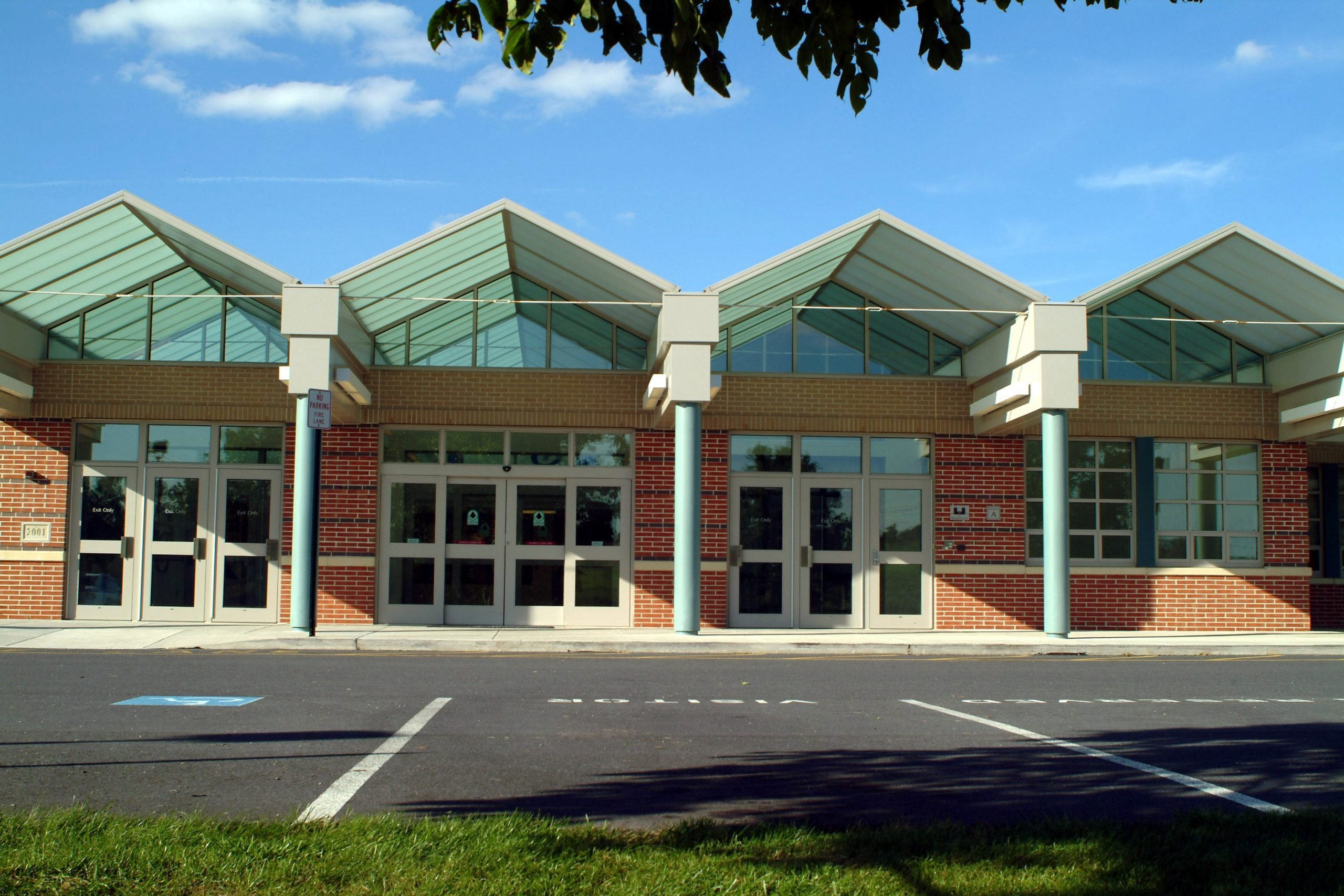 BCTC Building Front