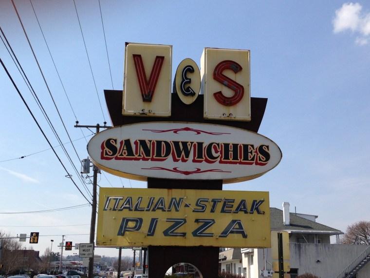 V&S Sandwich Shop