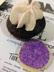 Chocolate Cupcake Raspberry and Sugar Cookie - Sweet Addictions