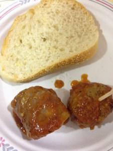 Meatballs Sausage - Salinos