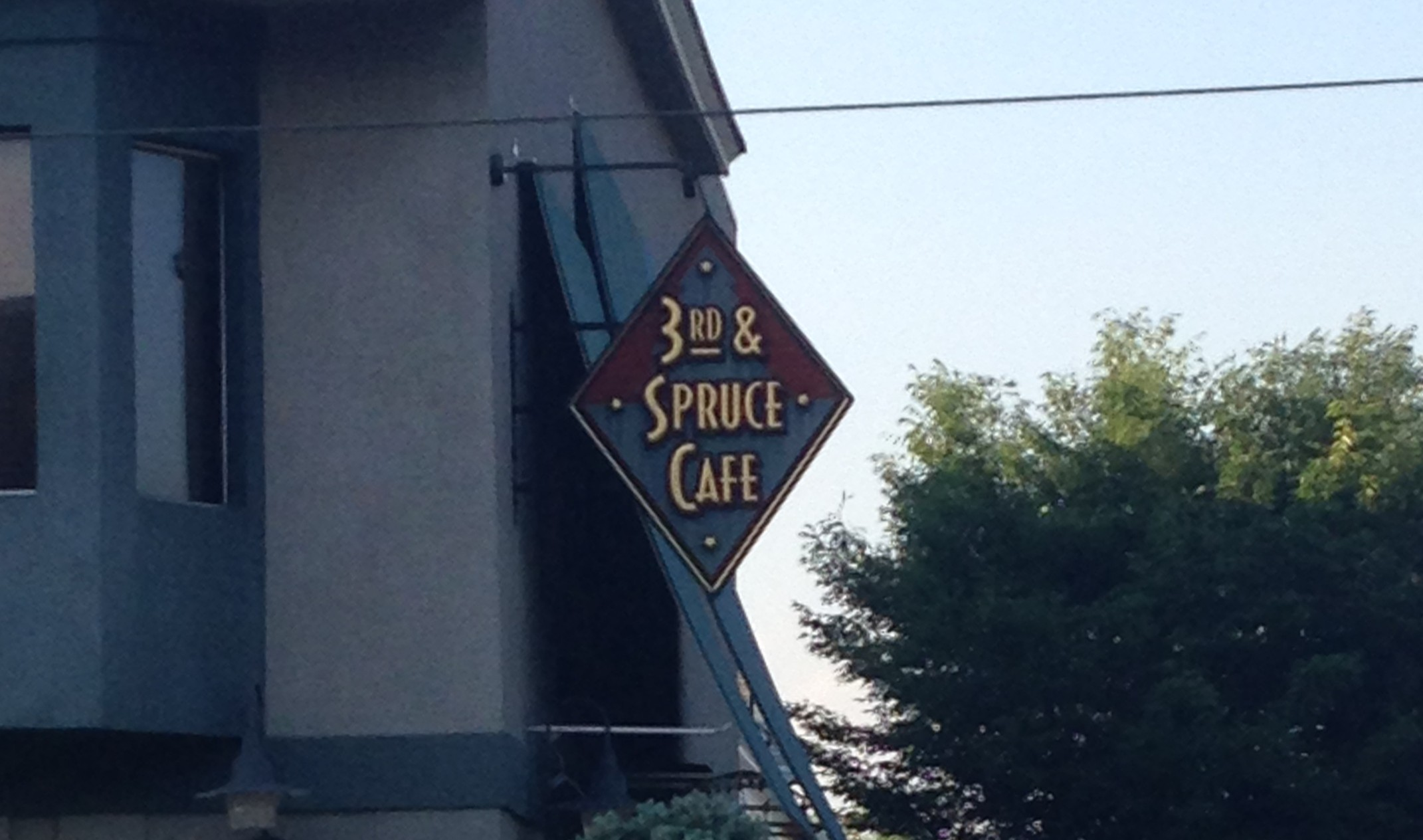 3rd and Spruce Cafe