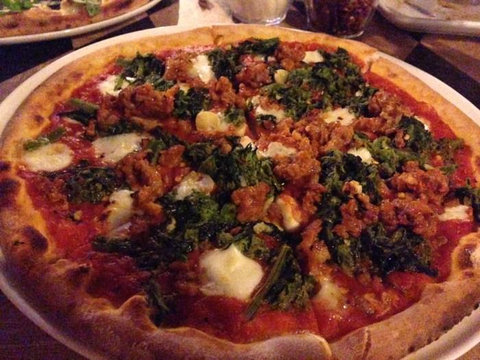 Best Pizza: Nonno Alby's