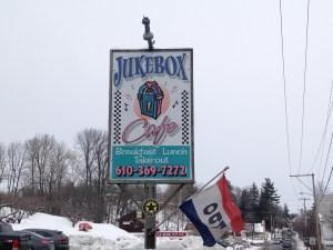 Jukebox Cafe