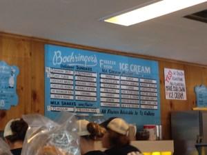 boehringer-s-ice-cream-menu-board