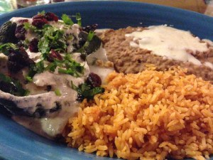 Tlacuani Rice and Beans