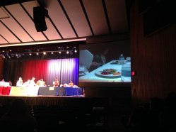 Chef Tim's presentation is always picture perfect.
