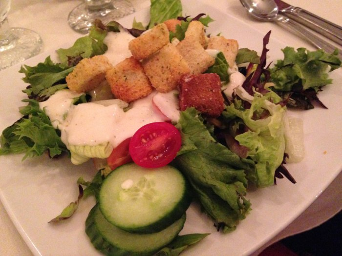 Revere Tavern Salad