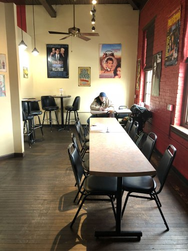 Inside Mad Dogs Kutztown