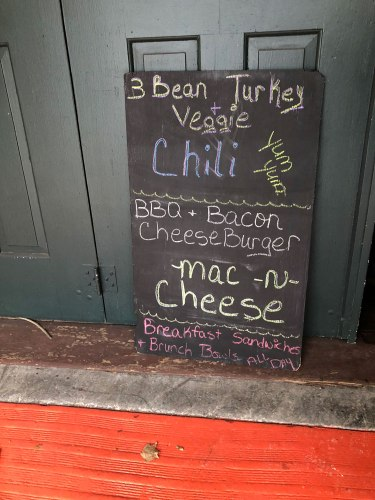 Mad Dogs Daily Specials