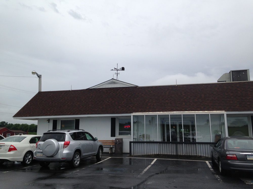 Oley Turnpike Dairy Diner Berks County Eats
