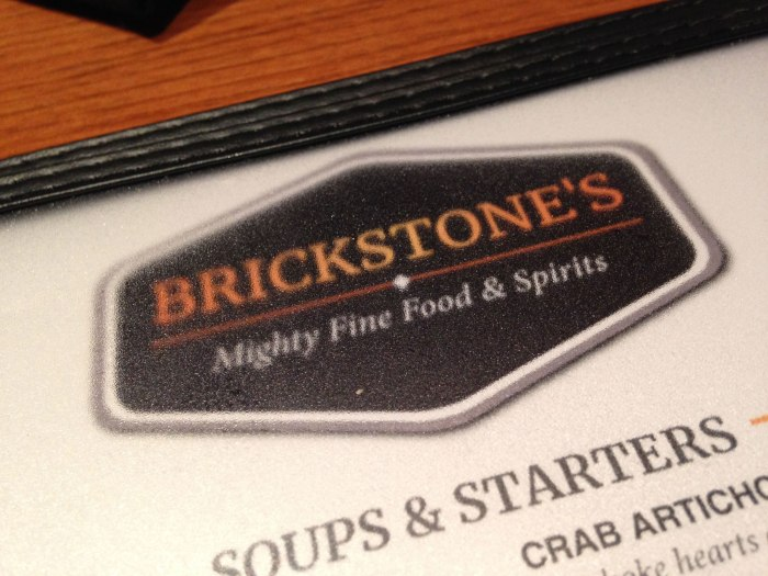 Brickstone's Mighty Fine Food & Spirits